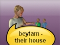 screenshot of beyto (his house)